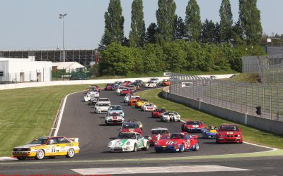6H of Magny-Cours (14-15-16 May) : Jean-Claude Andruet and Henri Leconte will be at the start!