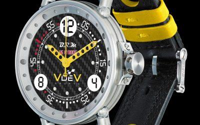 B.R.M Chronographes partenaire de V de V Sports !