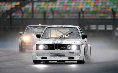 Règlementation pneumatiques : les pneus pluie compétition autorisés