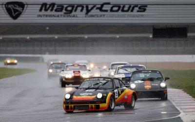 6H de Magny-Cours : Les VHC de retour en piste – Jean-Claude Andruet et Henri Leconte sur le podium